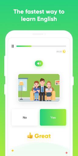 LingoChamp - English Lessons  screenshots 1