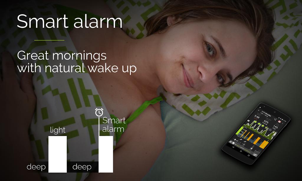 Sleep as Android Sleep cycle smart alarm  poster 10