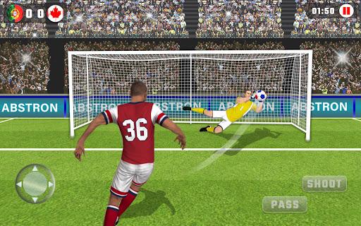 Football Games eLegends : New Soccer Games 2021  screenshots 1