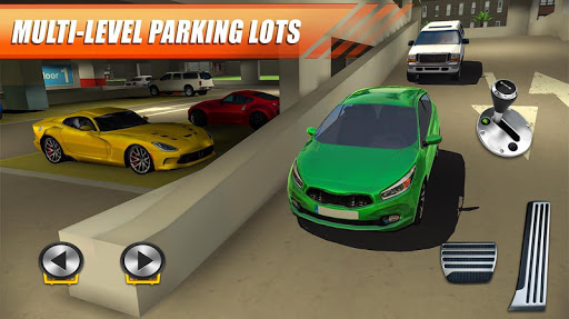 Multi Level 4 Parking 1.1 screenshots 13