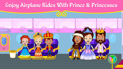 ud83dudc78 My Princess Town - Doll House Games for Kids ud83dudc51 screenshots 9