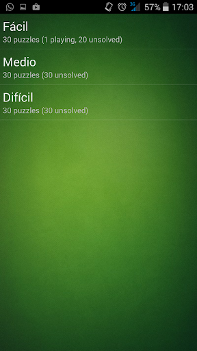 Sudoku classico screenshots 2