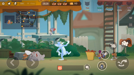Tom and Jerry: Chase apktram screenshots 6