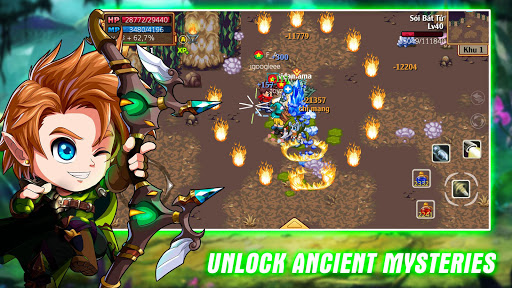Knight Age - A Magical Kingdom in Chaos 2.2.5 screenshots 12