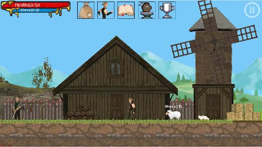 Gothic: ArnaLLiA - RPG platformer 0.7.3 screenshots 2
