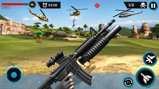 FPS Terrorist Secret Mission: Shooting Games 2020 2.1 screenshots 8
