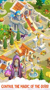 Divine Academy: God Simulator, Build your City 3.6.0 Mod + Apk (New Version) 2
