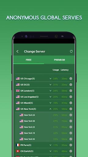 Speed VPN Pro-Fast, Secure, Free Unlimited Proxy  screenshots 4