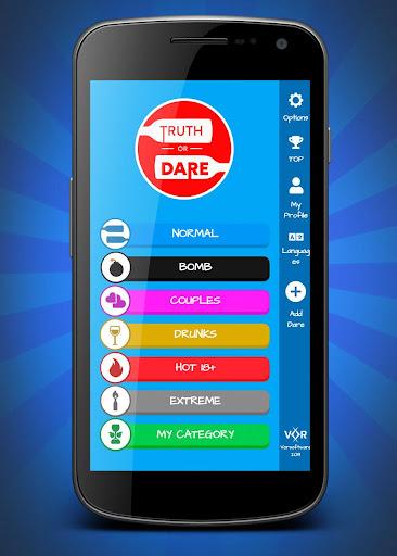 Truth or Dare Game - You Dare? 7.7.8 screenshots 1
