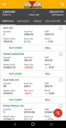Foto do Stock Market Challenge