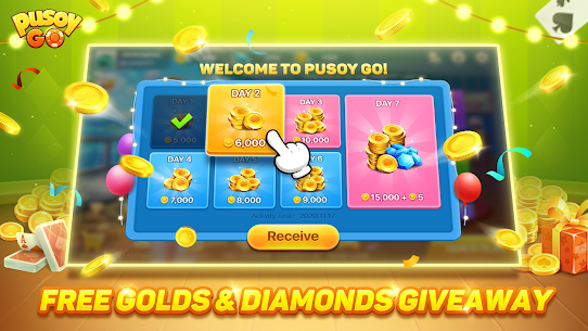 Pusoy Go: Free Online Chinese Poker(13 Cards game) 7