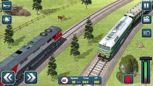 Euro Train Driver Sim 2020: 3D Train Station Games apkdebit screenshots 4