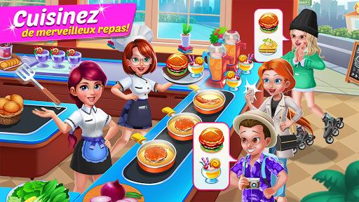 Kitchen Diary : Jeux de cuisine & restaurant APK MOD – Pièces Illimitées (Astuce) screenshots hack proof 2