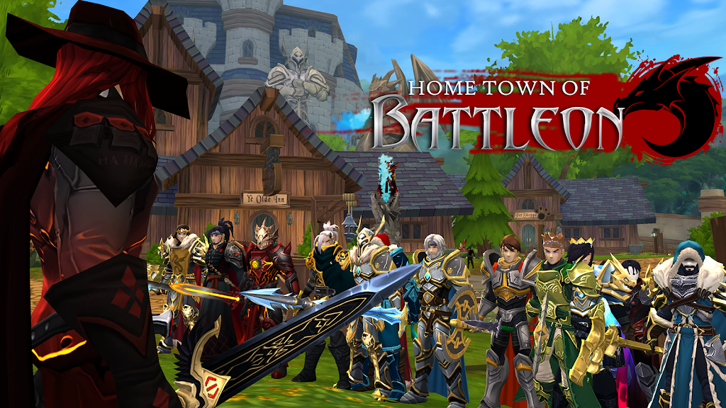 AdventureQuest 3D MMO RPG  poster 13
