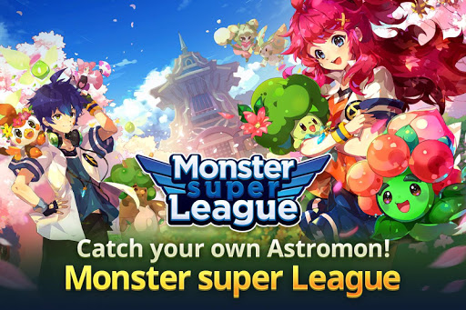 Monster Super League 1.0.20112407 screenshots 1