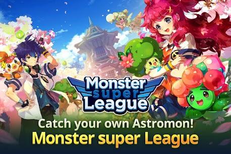 Monster Super League MOD Apk 1.0.20121704 (Unlimited Money) 1