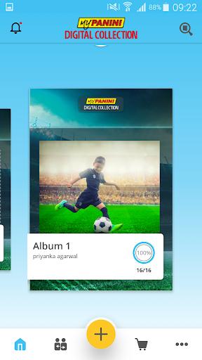MyPanini™ Digital Collection  screenshots 1
