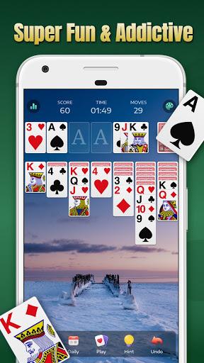 Solitaire - Classic Card Game, Klondike & Patience screenshots 2