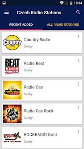 Czech Radio Stations 6.0.2 Android Mod + APK + Data 1