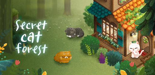 Secret Cat Forest APK 0