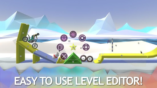 Moto Delight - Trial X3M Bike Race Game Screenshot