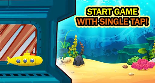 submarine adventure - the deep blue sea screenshot 1