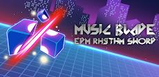 Music Blade: EDM Rhythm Swordのおすすめ画像1