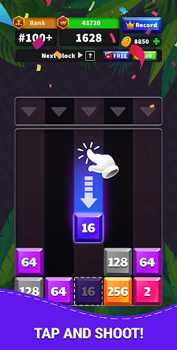 Drop Numbers 2048  screenshots 1