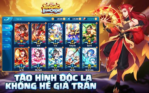Tam Quu1ed1c Lou1ea1n Chiu1ebfn  screenshots 8