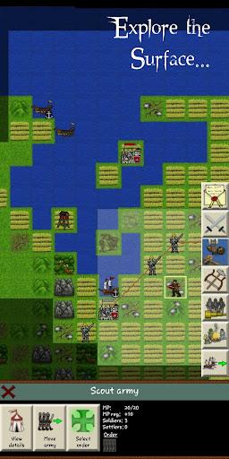 rising empires 2 - 4x fantasy strategy screenshot 2