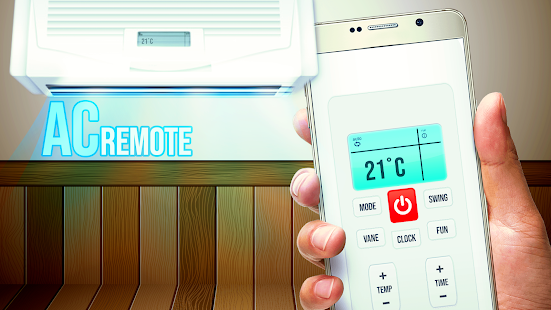 Remote for Air Conditioner (AC) 6.0 Screenshots 1