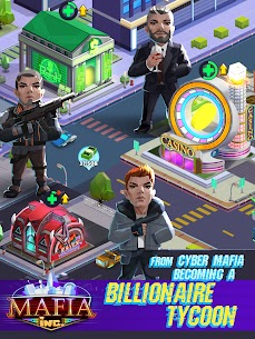 Mafia Inc. – Idle Tycoon Game Mod Apk 0.31 (Unlimited Money/Diamonds/Resources) 6