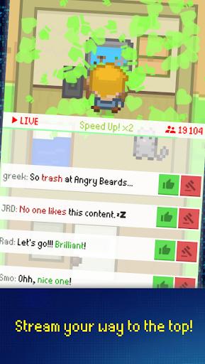 Streamer Sim Tycoon 1.07 screenshots 1