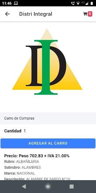 Distribuidora Integral Ferretería Sanitarios screenshot 2