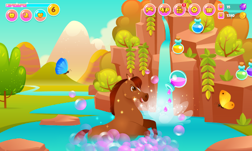 Pixie the Pony - My Virtual Pet 1.45 screenshots 1