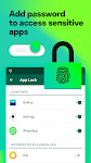 screenshot of Kaspersky Mobile Antivirus: AppLock & Web Security