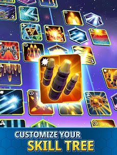 Idle Space Clicker MOD APK 1.9.0 (God Mode, OneHit) 7