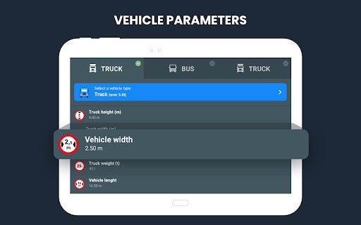 RoadLords - Free Truck GPS Navigation android2mod screenshots 11