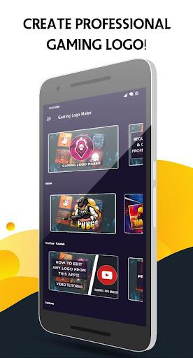 Gaming Logo Maker - Editable eSports Templates 5.0 Screenshots 3