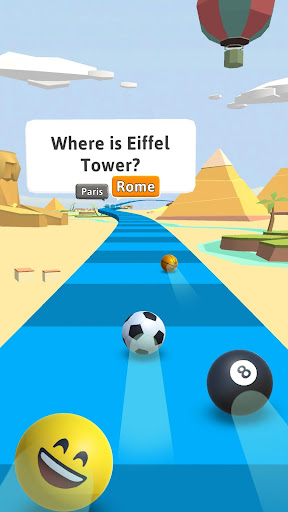 Trivia Race 3D - Roll & Answer 1.10.00 screenshots 1