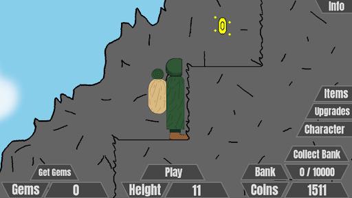 idle climber screenshot 1