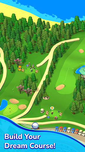 Idle Golf Club Manager Tycoon  screenshots 1
