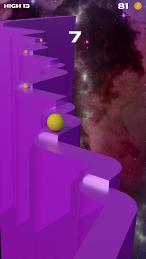 zigzag jump ball 2020 : big jump game screenshot 3