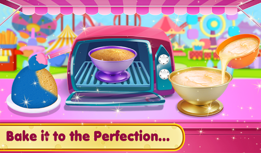 Doll Ice Cream Cake Baking 2019: World Food Maker 1.0.05 screenshots 10