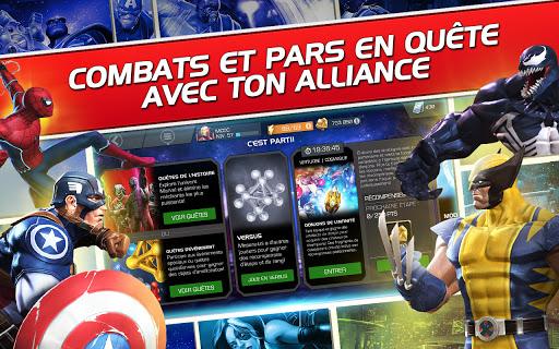 Code Triche Marvel Tournoi des Champions (Astuce) APK MOD screenshots 2