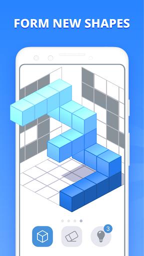 Isometric Puzzle - Block Game 1.0.6 screenshots 4