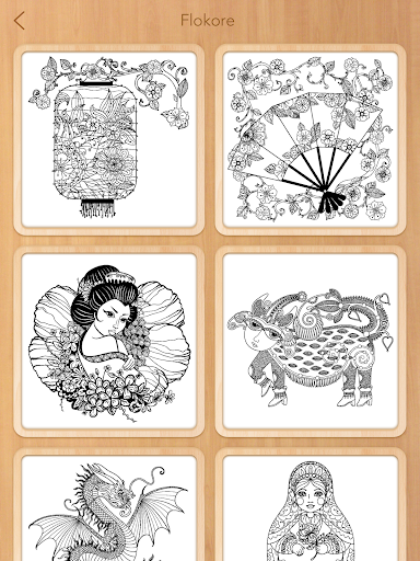 Coloring Book for family 3.2.1 screenshots 8