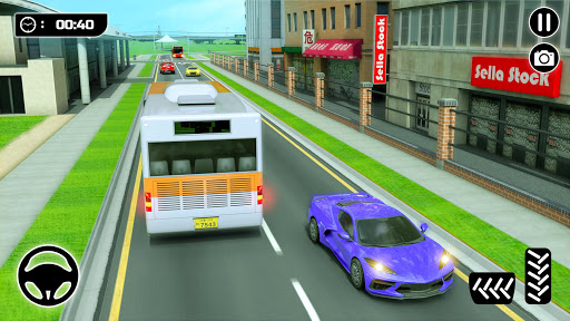 City Passenger Coach Bus Simulator: Bus Driving 3D 8.1.13 screenshots 4