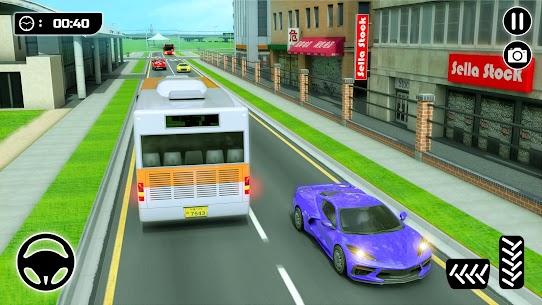 Şehir Otobüs Sürme Simülatör: Otobüs Oyunları 2021Full Apk İndir 4