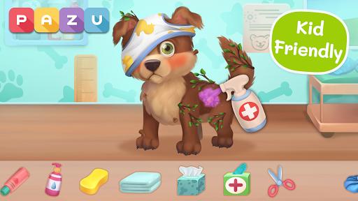Pet Doctor - Animal care games for kids Apkfinish screenshots 3